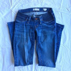 Skinny Maternity Jeans // Madewell